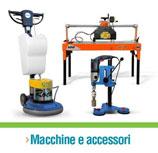 macchine e accessori