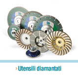 utensili diamantati